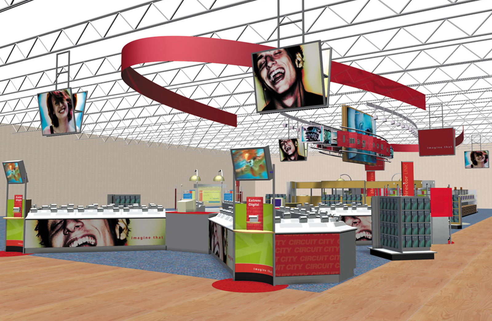 Circuit City Concept Store Redesign