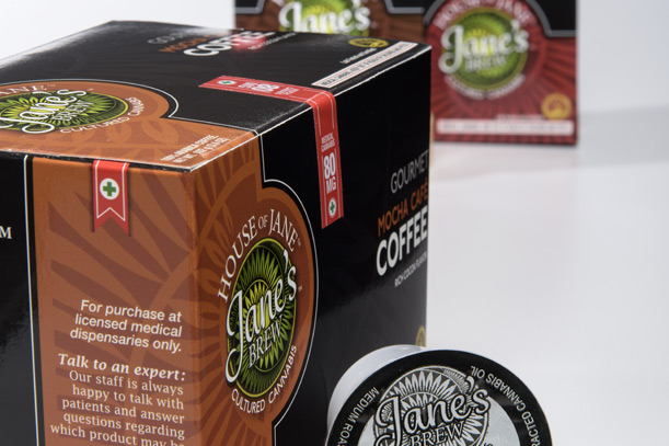 Janes Brew Packaging